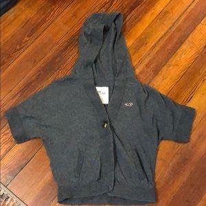 Hollister - Hooded cardigan